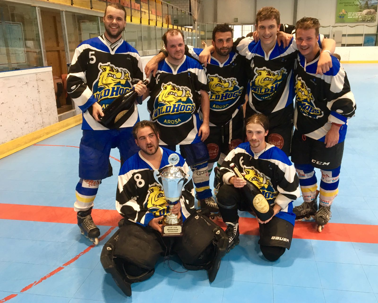 3. Masters Hockeycup