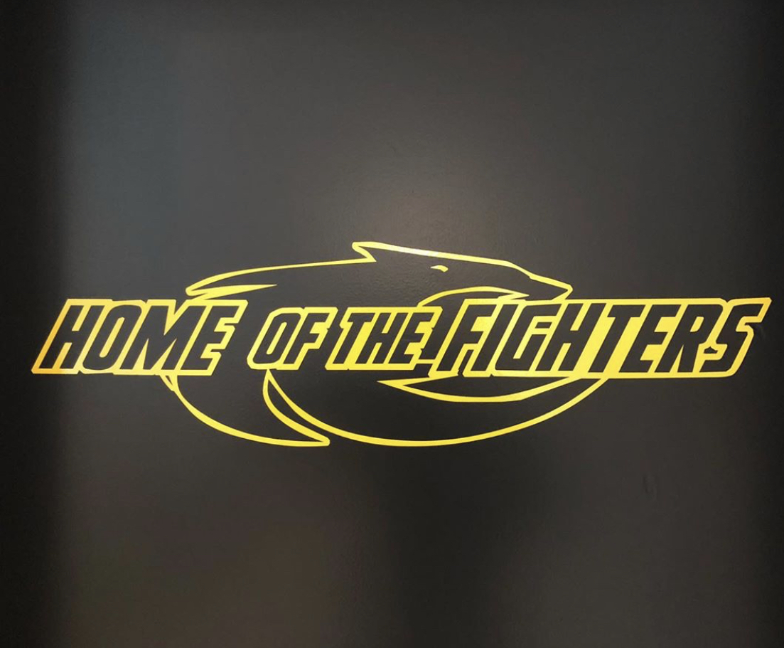 HOME OF THE FIGHTERS